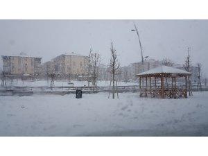 Erzurum buz tuttu: Eksi 23 derece