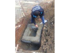Germencik ve İncirliova'da ASKİ çalışmaları sürüyor