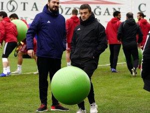 """Hakan Keleş: """"Zidane gelirse yardımcısı olmayı kabul ederim!"""""""