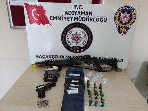 Adıyaman'da 3 tefeci tutuklandı