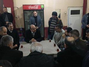"""Emniyet Müdürü Aktaş'tan gençlere: """"Uyuşturucu ve terörden uzak durun"""""""