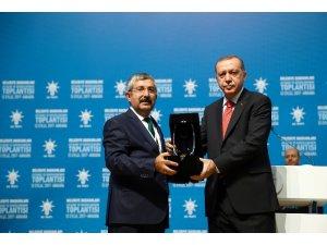 Cumhurbaşkanı'ndan ödül alarak birinci olan proje turizmle Tokat'ı kalkındıracak