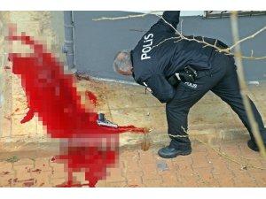 Antalya'da silahlı intihar girişimi