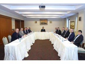 Başkan Karabıyık İl Başkanları Toplantısı'na katıldı