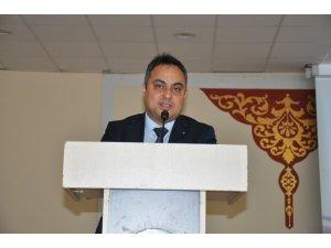Simav'da 'Madde Bağımlılığı' toplantısı