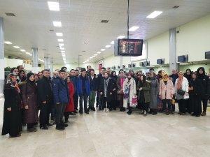 Atakum Anadolu İHL öğrencileri dil eğitimi için İngiltere'ye gitti