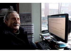 94 yıllık gazetenin 82 yaşındaki spor muhabiri