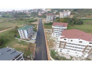 İzmit'te asfaltsız yol kalmıyor