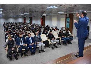 Siirt'te belediye personeline BES anlatıldı