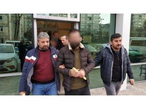 Samsun'da silah ticaretinden 3 kişi tutuklandı