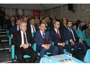 """AK Parti'nin Ankara adayı Özhaseki: """"Yerel yöneticilerin uyanık olması lazım"""""""