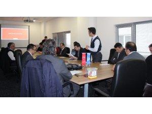 "OKA'da ""E-Ticaret, Dijital Pazarlama"" semineri"