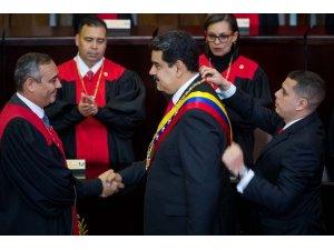 """Maduro : """"ABD'nin halk düşmanı olduğu meşhurdur"""""""