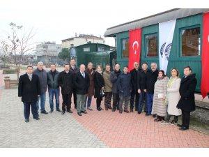 Nazilli Belediyesi Meclis üyeleri Gıdı Gıdı ile tarihe yolculuk etti