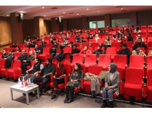 Erciyes Teknopark'ta 'Paramı Yönetebiliyorum' eğitimi düzenlendi