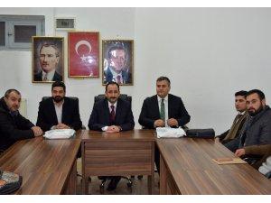AK Parti Çubuk Belediye Başkan adayı Demirbaş hızlı başladı