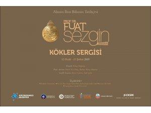 Küçükçekmece'de Prof. Dr. Fuat Sezgin paneli ve sergisi