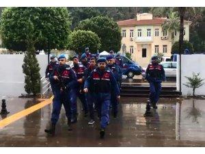 Manavgat'ta uyuşturucu operasyonu :5 tutuklama