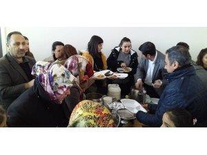 Öğretmen ve öğrencilerden Yemen için kermes