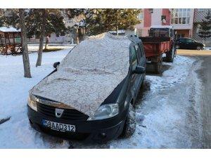Sivas'ta 147 köy ile araç ulaşımı sağlanamıyor