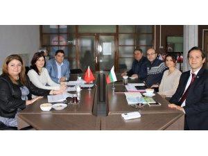 Trakya Üniversitesinden sınır ötesi iş birliği projesi