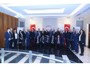 Gayrimenkul sektörü temsilcileri ATO'da buluştu
