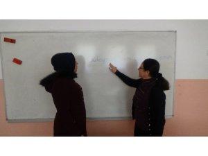 Aşkı için Türkçe öğreniyor