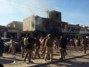 Irak'ın Kaim bölgesinde patlama: 2 ölü, 25 yaralı