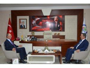 """Büyükelçi Fead Mustafa, """"Ereğli ile ilişkilerimizi geliştirmek istiyoruz"""""""