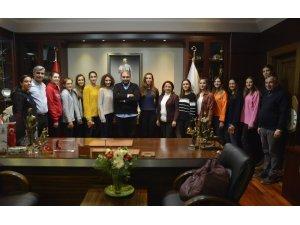 Tepebaşı Kız Voleybol Takımı Eskişehir'i temsil edecek