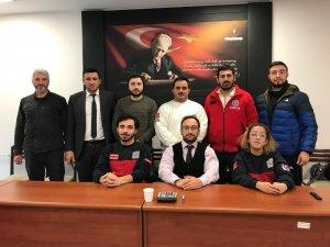 Kastamonu'da UMKE birim sorumluları toplantısı gerçekleştirildi