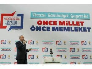 """Cumhurbaşkanı Erdoğan: """"Seçimlerde birkaç fazla oy alabilmek için çetelerle işbirliğine gitmedik"""""""