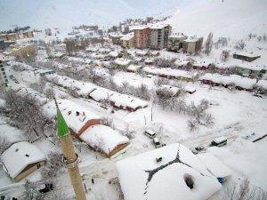 Bitlis kara gömüldü