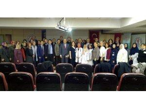 Verem Eğitim ve Farkındalık Haftası Etkinliklerle Tamamlandı