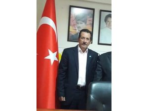 İlçe Başkanı İYİ Parti'den istifa etti