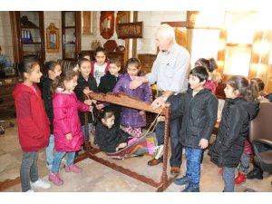 Şanlıurfa'da öğrenciler sanatla buluşuyor