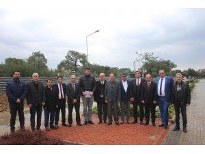"""Manavgat'ta  """"Sorgun Çamlığı Manavgat halkınındır"""" toplantısı"""