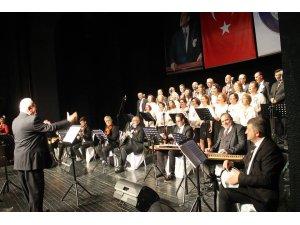 Salihli'de kış konseri