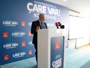 """SP Lideri Karamollaoğlu: """"Herkes lidere bakarak kendisine çeki düzen verir"""""""