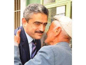Başkan Alıcık'ın acı günü