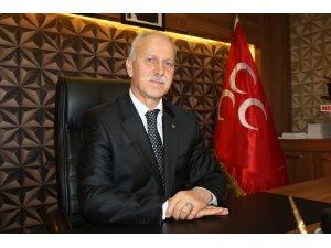 MHP Samsun İl Başkanlığına Karapıçak atandı