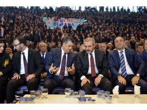 """AK Parti'li Ünal: """"Biz yaşatmak istiyoruz, onlar öldürmek istiyor"""""""