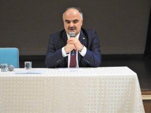 Trakya Üniversitesi'nden Küçükçekmece'de öğretmenlere seminer