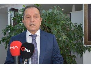 """Başkan Ergün: """"Plastik poşet tamamen kalkmalı"""""""