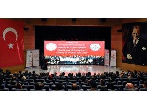 Gümüşhane'de 2023 Vizyon Belgesi çalıştayı yapıldı