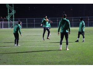 Çaykur Rizespor'da Kasımpaşa hazırlıkları başladı