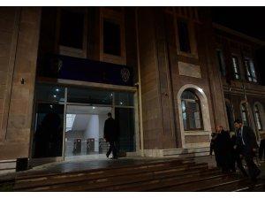 İçişleri Bakanı Soylu'dan Polis Merkezi Amirliğine Ziyareti
