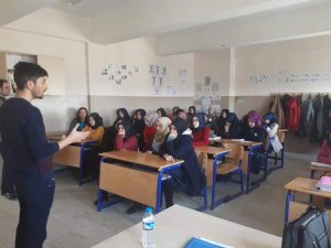 Horasan'da 'Verem Savaşı Eğitim ve Propaganda Haftası' etkinlikleri
