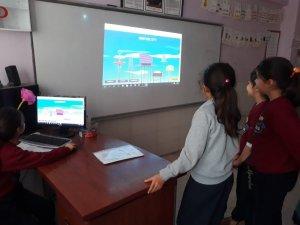 Çocuklara oyunla girişimcilik eğitimi