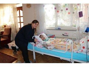 Engelli çocuğuna yardım beklerken dolandırıldı